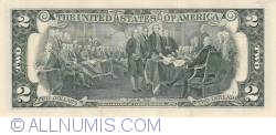 Image #2 of 2 Dollars - Never Forget (September 11, 2001)