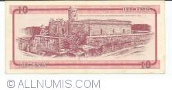 Imaginea #2 a 10 Peso ND (1985)