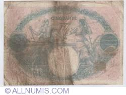 Image #2 of 50 Francs 1924 (05.03.1924)