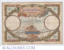 Image #1 of 50 Francs 1934 (31. V.)