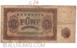 Image #2 of 5 Deutsche Mark 1948