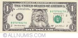 Image #1 of 1 Dollar - Santa Claus