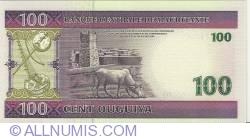 Imaginea #2 a 100 Ouguiya 2006 (28. XI.)