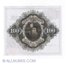 Image #2 of 100 Kronor 1961 - 1