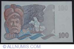 Image #2 of 100 Kronor 1981