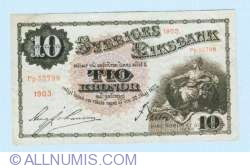 Image #1 of 10 Kronor 1903