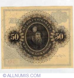 Image #2 of 50 Kronor 1962