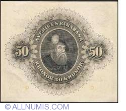 Image #2 of 50 Kronor 1950