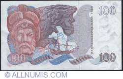 Image #2 of 100 Kronor 1971