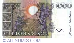 Image #2 of 1000 Kronor 2005
