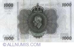 Imaginea #2 a 1000 Coroane Suedeze 1971