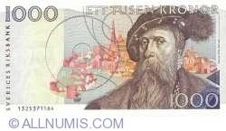 1000 Kronor 1991