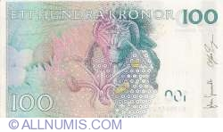 Image #2 of 100 Kronor (200)8