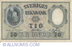 Image #1 of 10 Kronor 1958 - 1