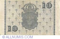 Image #2 of 10 Kronor 1958 - 1