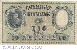 Image #1 of 10 Kronor 1959 - 1