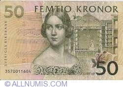 Image #1 of 50 Kronor 2003