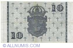 Image #2 of 10 Kronor 1952 - 1