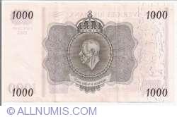 Image #2 of 1000 Kroner 1965