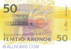 Image #2 of 50 Kronor 2002