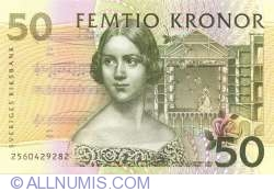 Image #1 of 50 Kronor 2002
