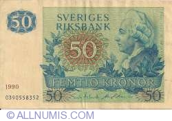 Image #1 of 50 Kronor 1990