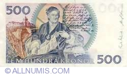 Image #2 of 500 Kronor 1986