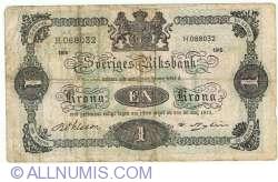 Image #1 of 1 Krona 1915