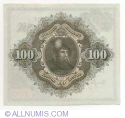 Image #2 of 100 Kronor 1952