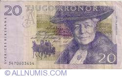Image #1 of 20 Kronor (200)3