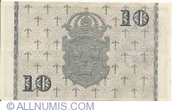 Image #2 of 10 Kronor 1953 - 1