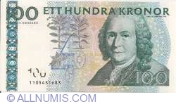 Image #1 of 100 Kronor (200)1