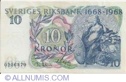 Image #1 of 10 Kronor 1968