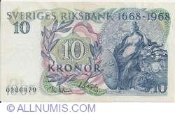 10 Kronor 1968