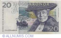 Image #1 of 20 Kronor (199)1