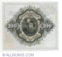 Image #2 of 100 Kronor 1960