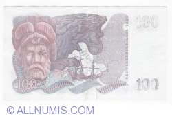Image #2 of 100 Kronor 1965