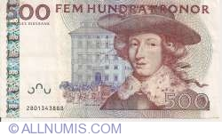 Image #1 of 500 Kronor 2002