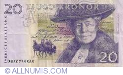 Image #1 of 20 Kronor (200)8