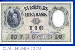 Image #1 of 10 Kronor 1956 - 4