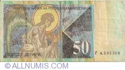 Imaginea #1 a 50 Denari (Денари) 2007 (I.)