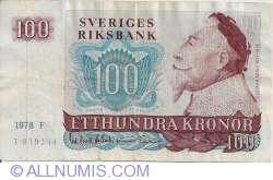 Image #1 of 100 Kronor 1978