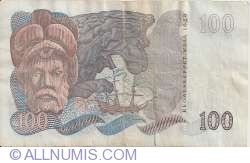 Image #2 of 100 Kronor 1978
