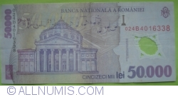 50000 lei 2001/2002