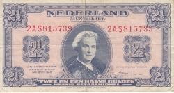 Imaginea #1 a 2 1/2 Gulden 1945 (18. V.)
