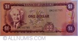 Imaginea #1 a 1 Dolar L. 1960 (1976)