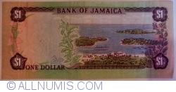 Imaginea #2 a 1 Dolar L. 1960 (1976)