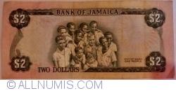 Imaginea #2 a 2 Dolari L. 1960 (1976)