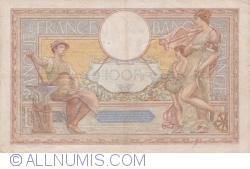 Image #2 of 100 Francs 1933 (11. V.)