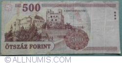 Imaginea #2 a 500 Forint 2006